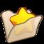 64x64 of Folder beige favourite