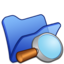64x64 of Folder blue explorer