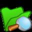 64x64 of Folder green explorer