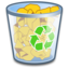 64x64 of System Recycle Bin Full