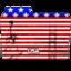 64x64 of USA