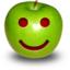 64x64 of Apple Smile