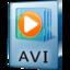 64x64 of AVI File