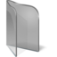 64x64 of Folder Open Silver