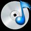 64x64 of Audio CD