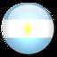 64x64 of Argentina Flag