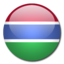64x64 of Gambia Flag