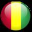 64x64 of Guinea Flag