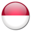 64x64 of Indonesia Flag
