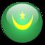 64x64 of Mauritania Flag