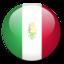64x64 of Mexico Flag