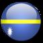 64x64 of Nauru Flag