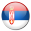 64x64 of Serbia Flag