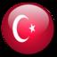 64x64 of Turkey Flag