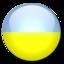 64x64 of Ukraine Flag