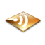 64x64 of Rss Feeds Orange