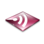 64x64 of Rss Feeds Pink