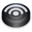 64x64 of Rss black circle