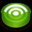 64x64 of Rss green circle