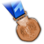 64x64 of Bronze Medal