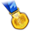 64x64 of Gold Medal