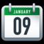 64x64 of Calendar 3