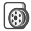64x64 of Media clip