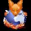 64x64 of Firefox Evolution SZ