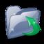64x64 of Folder Dossier DL SZ