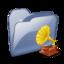 64x64 of Folder Dossier Musique SZ