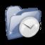 64x64 of Folder Dossier Temps SZ
