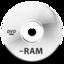 64x64 of Disc DVD RAM