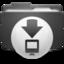64x64 of Folder Downloads P