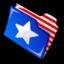 64x64 of Folder Star