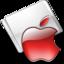 64x64 of Folder Apple strawberry