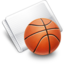 64x64 of Folder Games Basketball