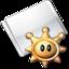 64x64 of Folder Games Shine Sprite