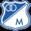 64x64 of Millonarios