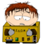 64x64 of Cartman AWESOM O exhausted
