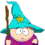 64x64 of Cartman Gandalf zoomed