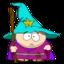 64x64 of Cartman Gandalf
