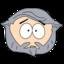 64x64 of Cartman General head