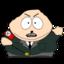 64x64 of Cartman Hitler zoomed