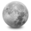 64x64 of The Moon