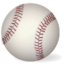 64x64 of Baseball ball