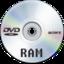 64x64 of dvd ram