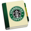 64x64 of StarbucksAddressBookV1 by chekkz