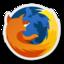 64x64 of Firefox