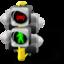 64x64 of Traffic lights