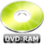 64x64 of DVD-RAM